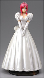 Please Teacher: Mizuho in Wedding Dress 1/8 Scale PVC Figure (White Ver) Detachable Dress & Skirt Parts