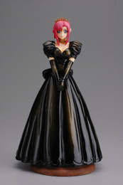 Please Teacher: Mizuho in Wedding Dress 1/8 Scale PVC Figure (Black Ver) Detachable Dress & Skirt Parts