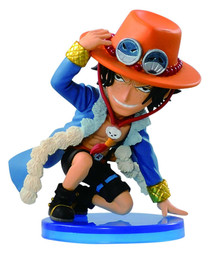 One Piece Ace World Collectible Figure Log Collection Volume 2