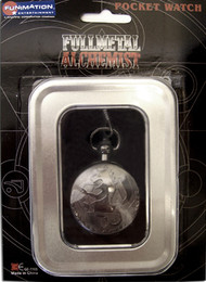 FullMetal Alchemist Ed Replica Pocket Watch