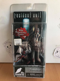 Resident Evil 10th Anniversary Series 1 Zombie Action Figure