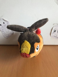 Pokemon Black & White Tepig Plush