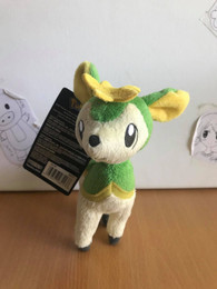 Pokemon Black & White Deerling Plush