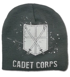 Attack on Titan 104th Cadet Corps Unfold Beanie Hat
