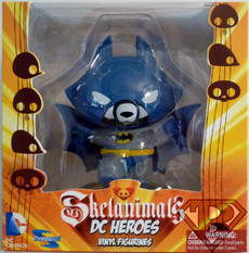 Skelanimals DC Comics Series 1 Batman Vinyl Figure