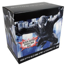Marvel Spiderman 3 Moive Black Spider-Man Bust (Limited of 5000)