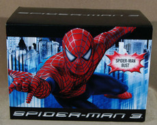 Marvel Spiderman 3 Moive Spider Man Bust (Limited of 5000)