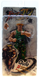 Street Fighter IV Series 2 Guile Action Figure