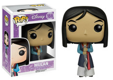 Disney Mulan Funko POP Vinyl Figure