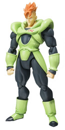 Dragon Ball Z: Android 16 S.H. Figuarts Action Figure