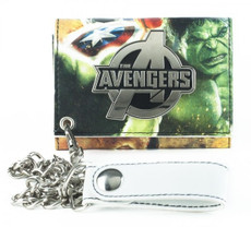 Avengers Movie: Assemble Wallet with Chain