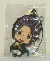 Attack on Titan Part 2 Rubber Straps Picktami! Changeable Face Zoe Hange