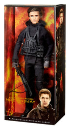 Barbie Collector The Hunger Games: Mockingjay Part 2 Gale Doll