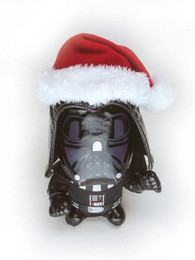 Star Wars Santa Darth Vader Doll Plush