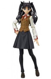 Fate/Stay Night Rin Tohsaka 2.0 Figma Action Figure [Unlimited Blade Works]