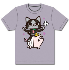 Airou From The Monster Hunter: Merorou & Poogie ADULT T-Shirt
