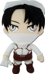 Attack On Titan: Levi Doll Plush