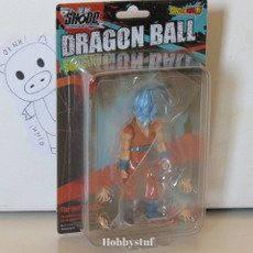 Dragon Ball Z Shodo 2 SS God Super Saiyan Goku Action Figure