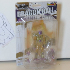 Dragon Ball Z Shodo 2 Golden Frieza Action Figure
