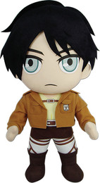Attack on Titan: Eren Doll Plush