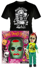 Living Dead Dolls Retro Halloween Set GABRIELLA