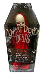Living Dead Dolls Series 15 Death Variant