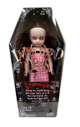 Living Dead Dolls Series 15 Flamingo Variant