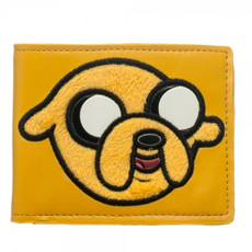 Adventure Time: Jake Head Bi-Fold Wallet