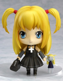 Death Note Misa Amane Nendoroid #18 Action Figure