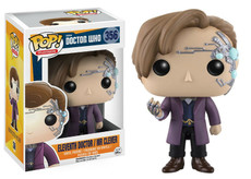 Doctor Who: 11th Doctor w/ Mr. Clever Funko POP Vinyl Figure