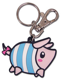 Airou From The Monster Hunter: Poggie PVC Key Chain