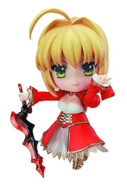 Fate/Extra Saber Extra Nendoroid #358 Action Figure