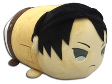Attack on Titan: Eren 11.9'' Stuffed Plush