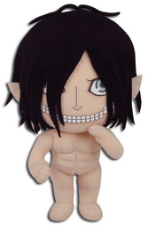 Attack on Titan: Eren Titan Stuffed Plush