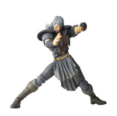 Legacy of Revoltech LR-033 Fist of The North Star Series Shu PVC Figure