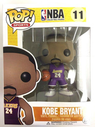 NBA Stars: Kobe Bryant Funko POP Vinyl Figure (LA Lakers)