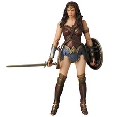 Batman v Superman: Dawn of Justice: Wonder Woman MAF EX Action Figure