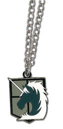 Attack on Titan: Military Police Necklace