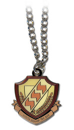 Angel Beats! Shinda Sekai Sensen Emblem Necklace