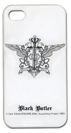 Black Butler: Phantom Hive Emblem iPhone 4 Case