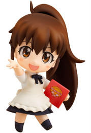 Working!!: Taneshima Popura Nendoroid #219 Action Figure