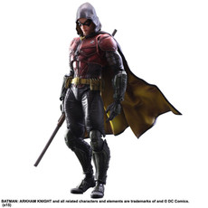 Batman Arkham Knight: Robin Play Arts Kai Action Figure