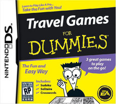 Travel Games for Dummies Nintendo DS