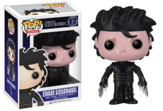 Edward Scissorhands Edward Funko POP Vinyl Figure
