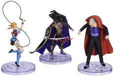 Vampire Hunter D Figure Set