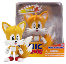 Sonic the Hedgehog: Sonic Tails Mini Morphed Action Figure