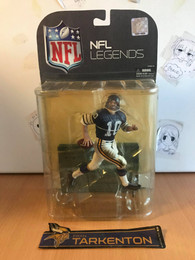 NFL Legends 4: Fran Tarkenton Minnesota Vikings Figure