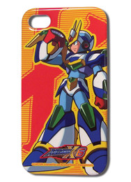 Mega Man X6 iPhone 4 Case