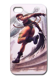 Street Fighter IV: Cammy iPhone 4 Case