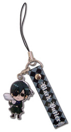 Black Butler: Ciel SD Phone Charm